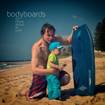 Bodyboards…