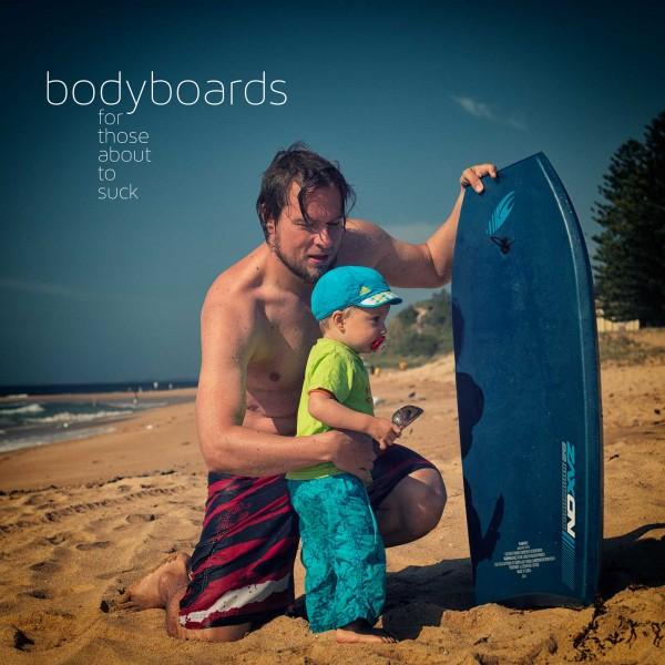 Bodyboards…