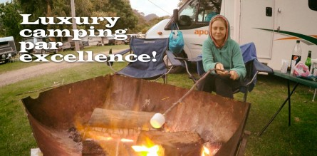 Luxury camping par excellence!