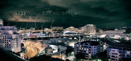 Harbour – but no Darling…